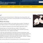 Caffeine | University Health Service